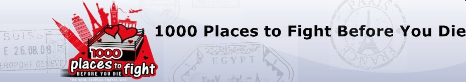 1000 places to fight before you die Top 100 Travel Site