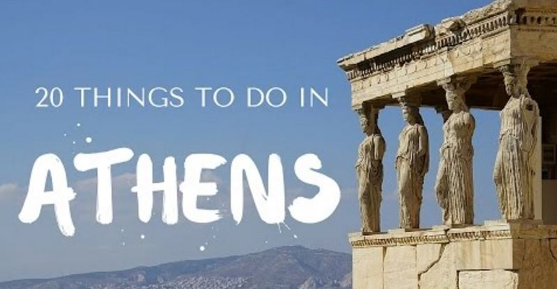 20 Things to do in Athens, Greece Travel Guide