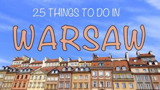25 Things to do in Warsaw