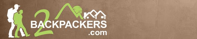 2Backpackers have a top 100 travel site