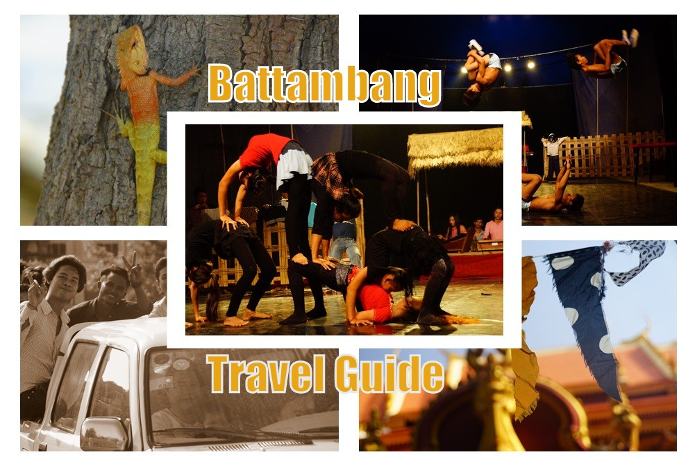 Top Attractions in Battambang, Cambodia