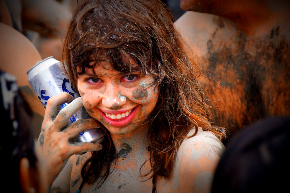 Boryeong Mud Festival | Photo Essay