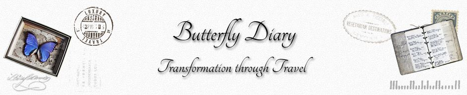Butterfly Diary has a top notch travel site