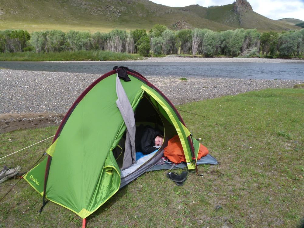 From wild camping to eco-lodges, there are lots of places to enjoy the outdoors in Ireland.