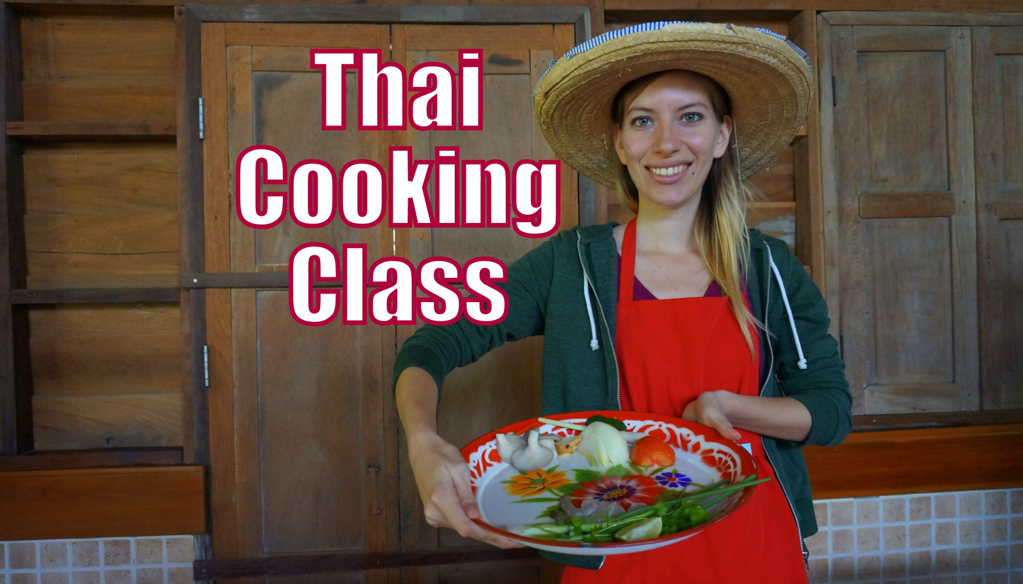 Cooking Thai Food in Chiang Mai