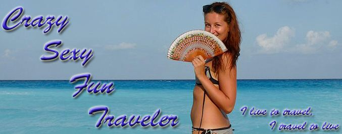 Crazy Sexy Fun Traveler is a top travel blog