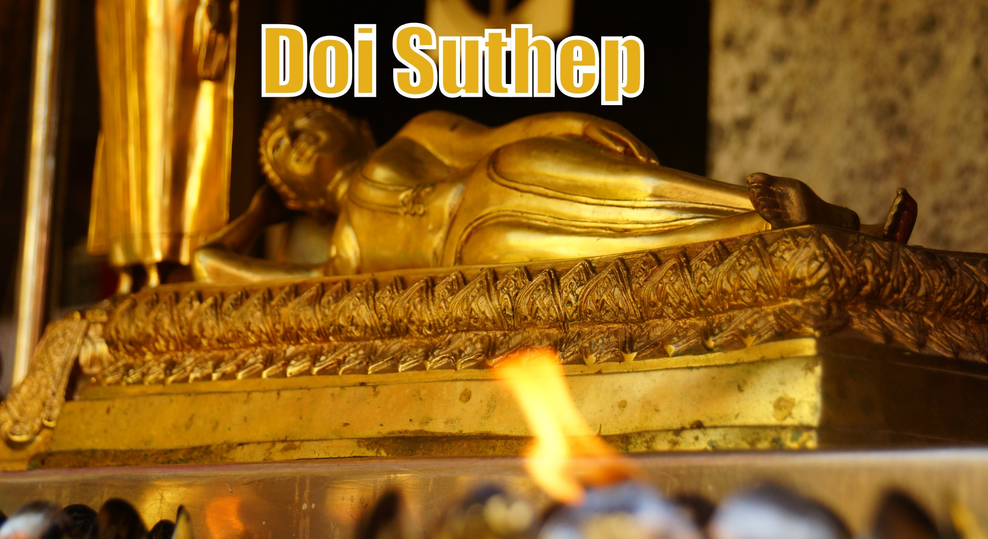 Visiting Wat Phra That Doi Suthep Temple in Chiang Mai, Thailand (วัดพระธาตุดอยสุเทพ)