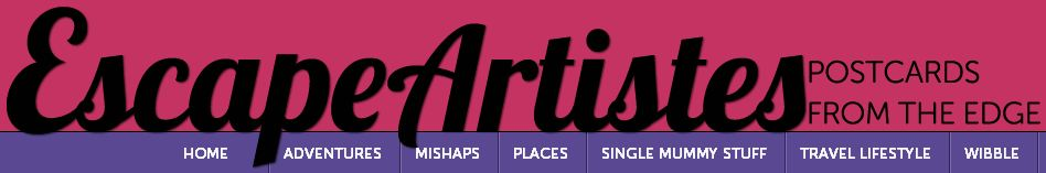 Escape Artistes is a Top 100 Travel Blogs