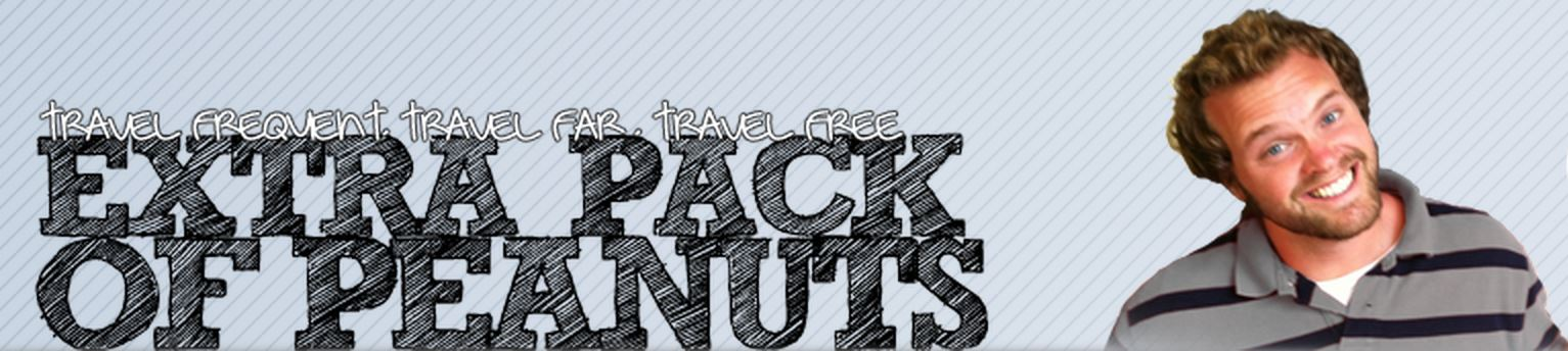 Extra Pack of Peanuts is a top 100 Travel Blog