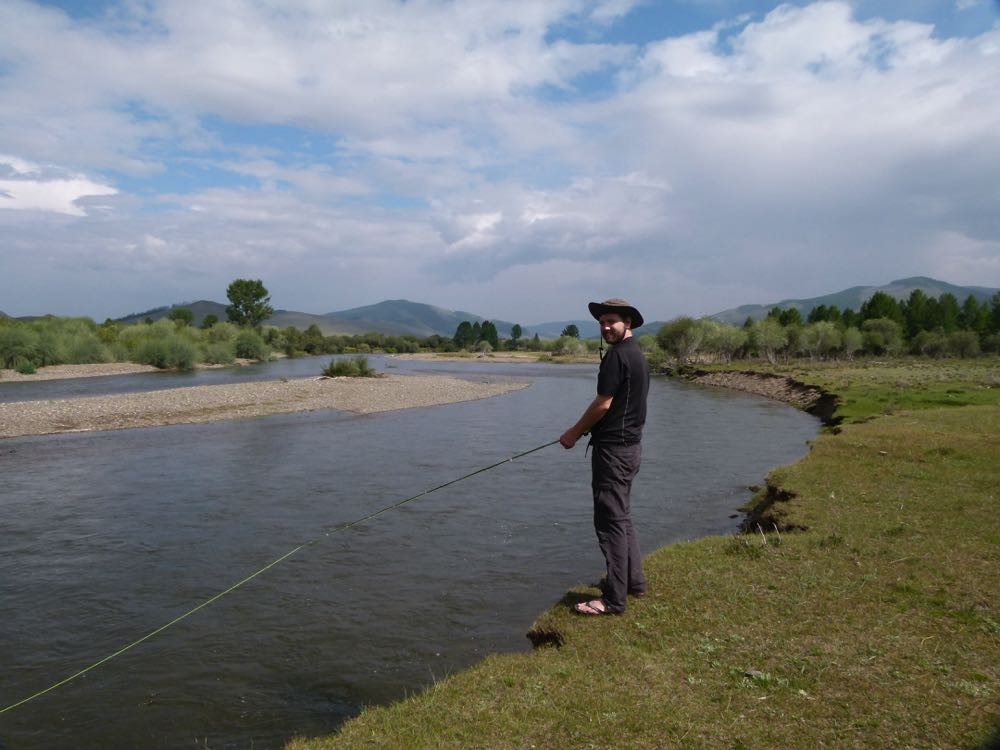 Fly fishing is one of the best things to do in Ireland if you love the outdoors.