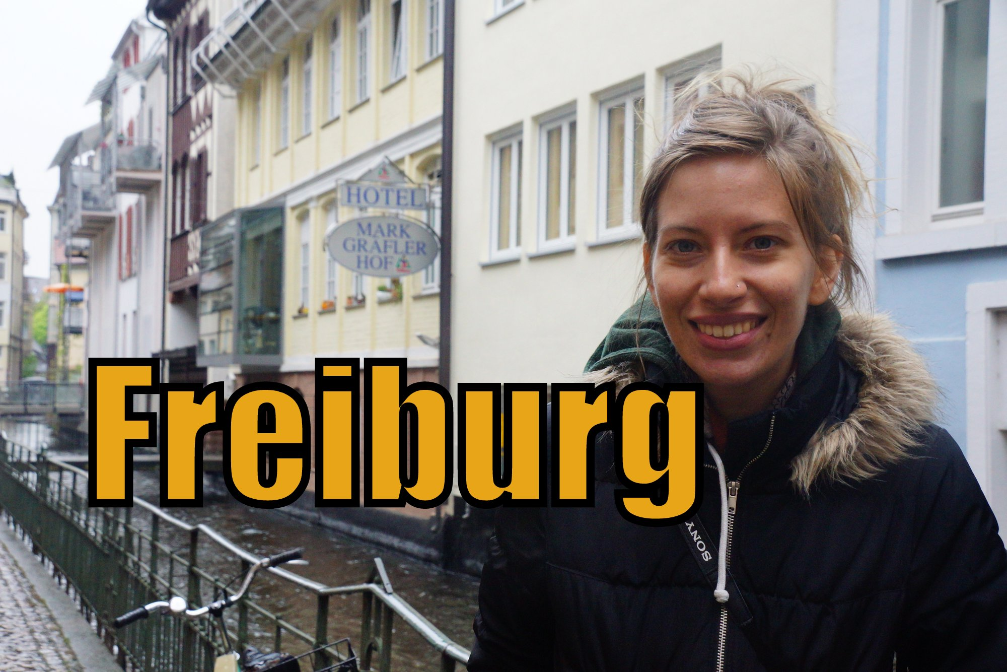Our day exploring Freiburg while traveling across Germany