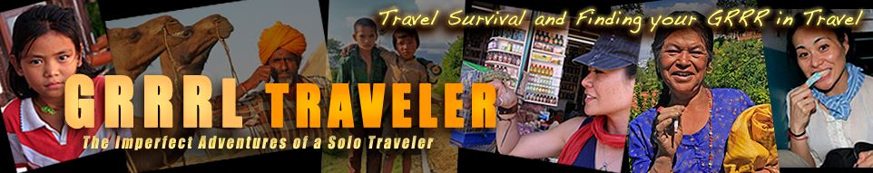 GRRRL Traveler Top 100 Travel Blogs
