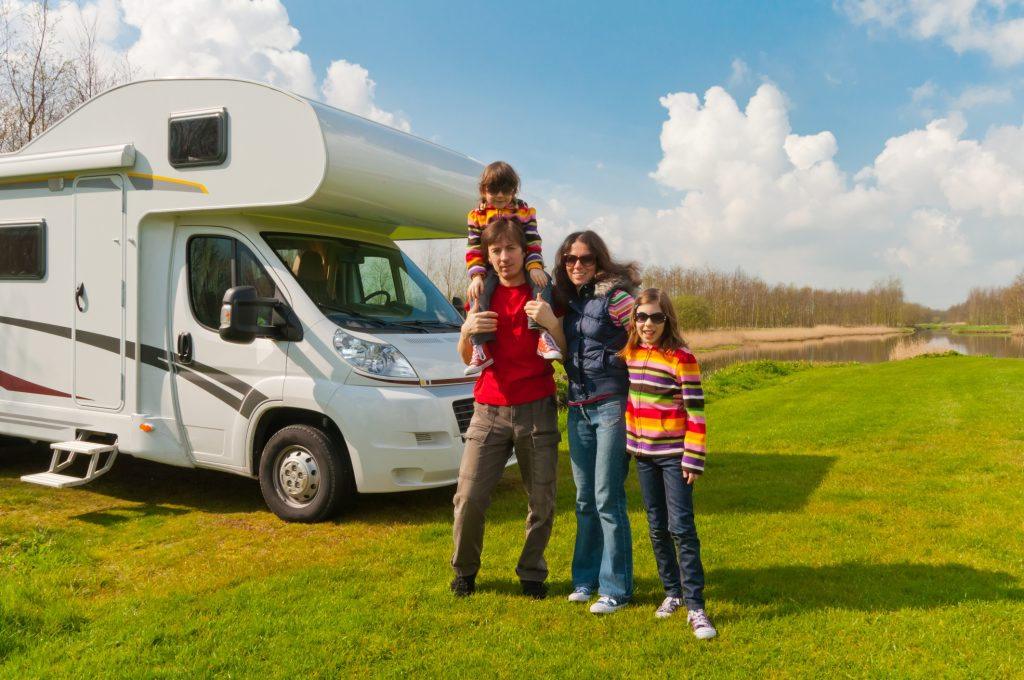 Great Caravanning Holidays: Plan your own Adventure
