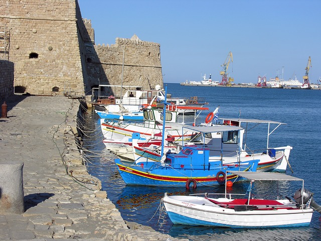 Heraklion Travel Guide