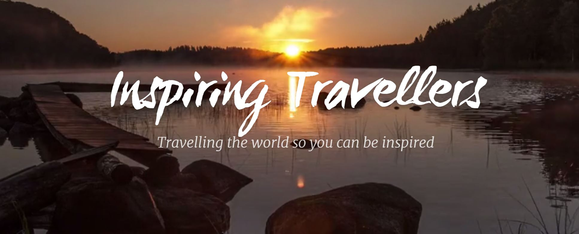 Inspiring Travellers is a Top 100 site