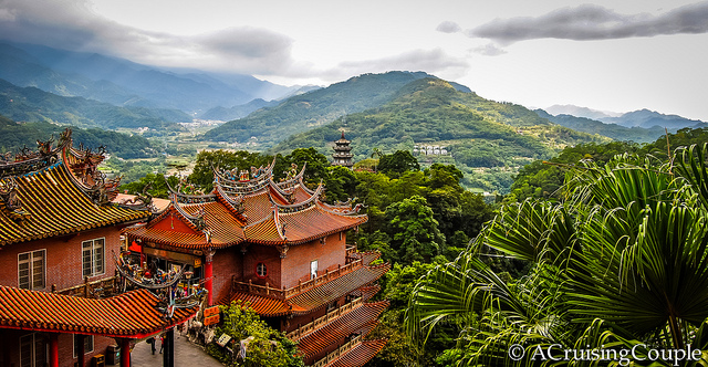 Lions Head Mountain Taiwan