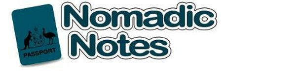 Nomadic Notes has a top 100 travel site