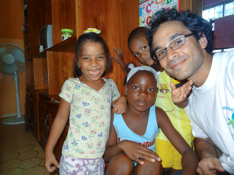 Orphanage in Atacames, Ecuador
