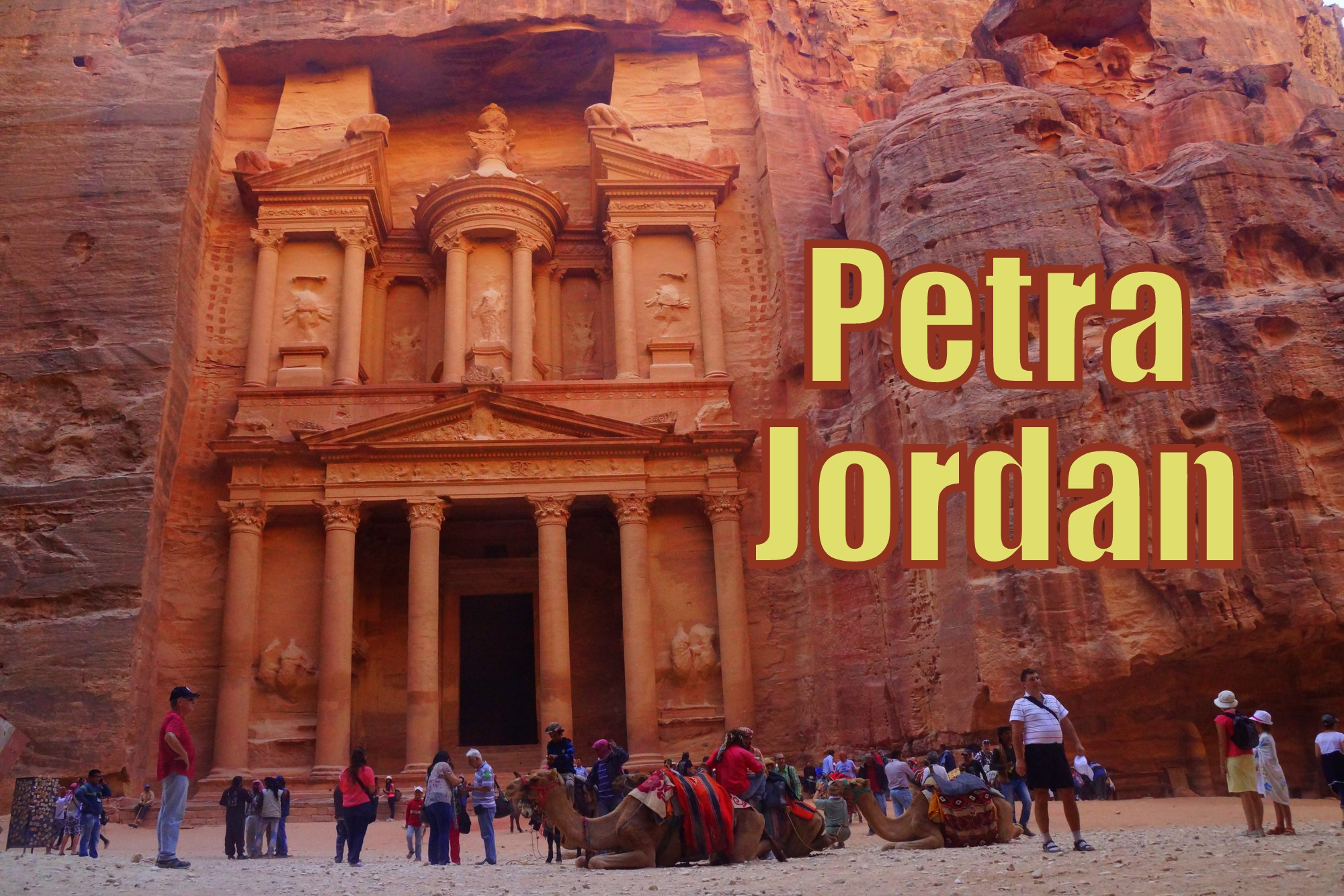 20 Photos of Petra, Jordan