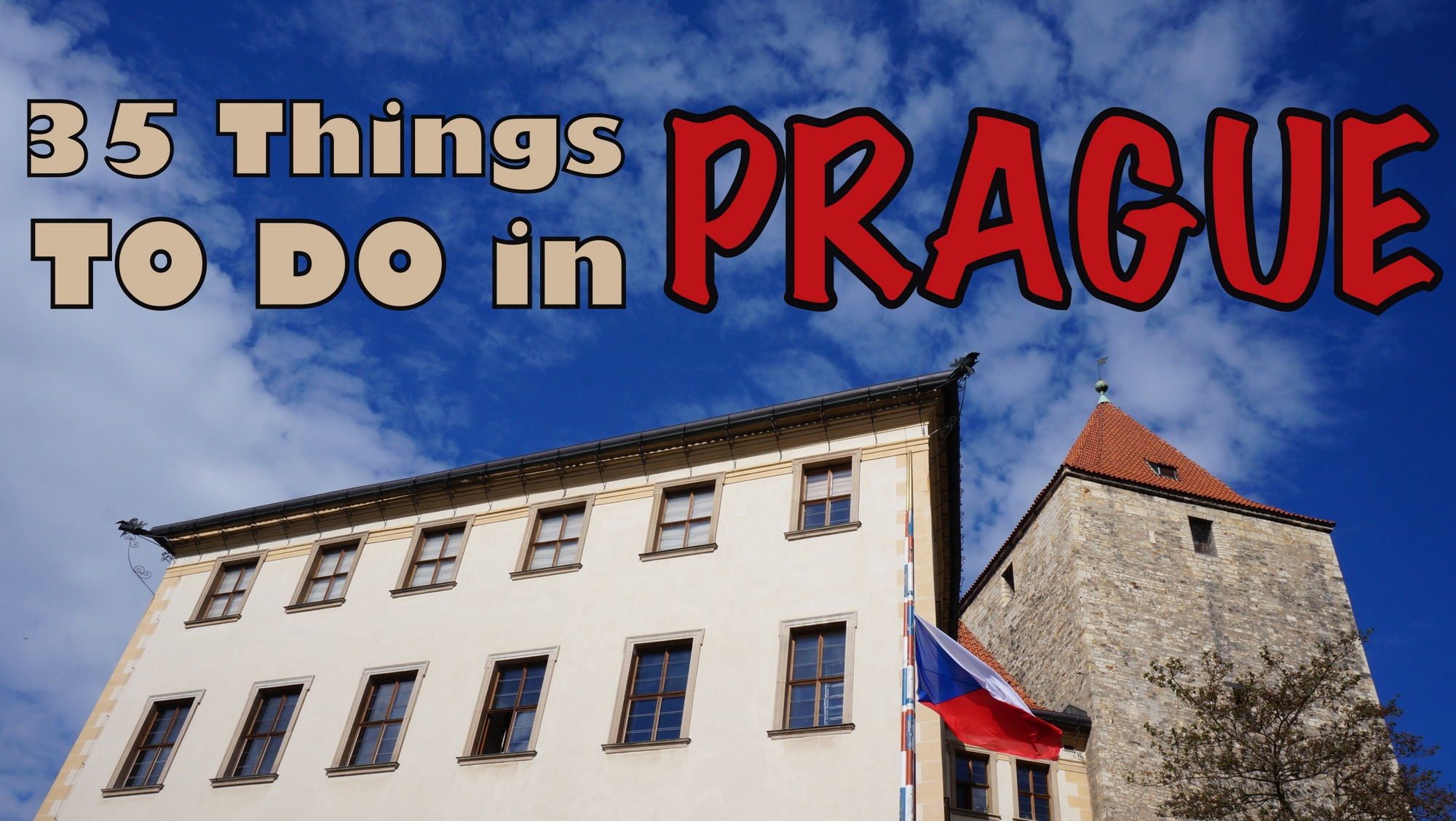 35 things to do in Prague travel guide