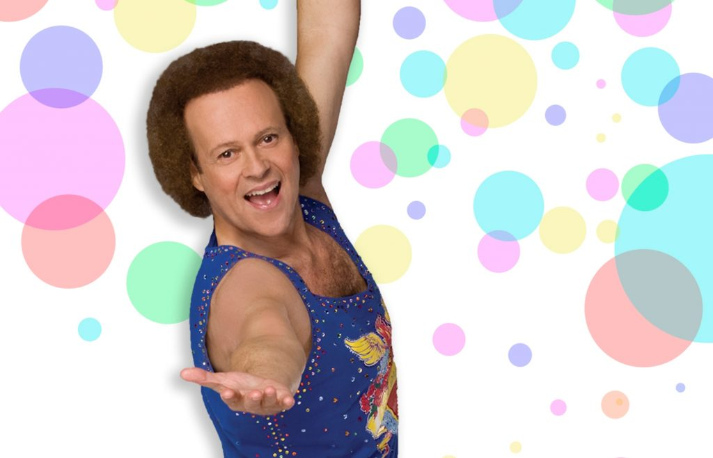 Richard Simmons photo
