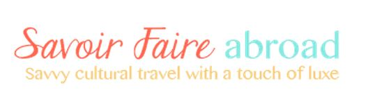 Savoir Faire Abroad is a top travel blog