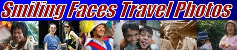 Smiling Faces Travel Photos is a top 100 travel site