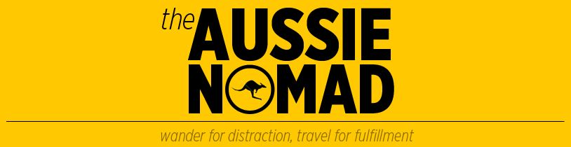 The Aussie Nomad has one of the best travel sites
