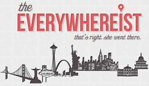 The Everywhereist has a top 100 travel site