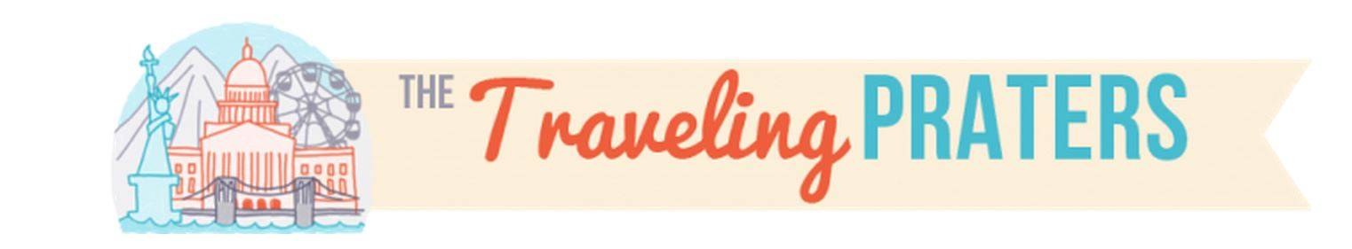 The Traveling Praters is a top 100 Travel Site