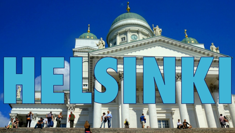 12 Things to do in Helsinki #OutdoorsFinland