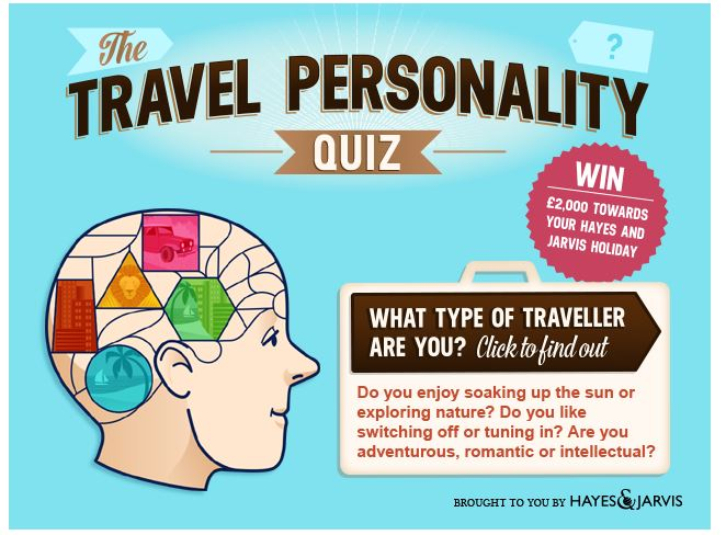 Travel Personality Quiz