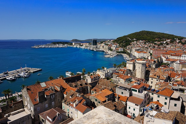 Zadar Travel Guide high vantage point view