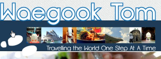 Waegook Tom has a Top 100 Travel Blog
