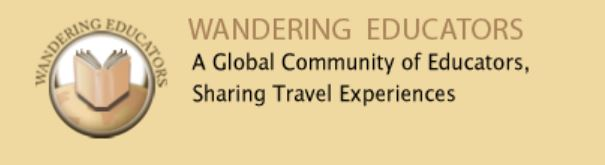 Wandering Educators has a top travel site