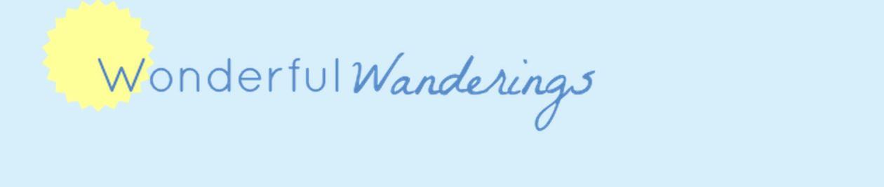 Wonderful Wanderings is a Top 100 Travel Blog