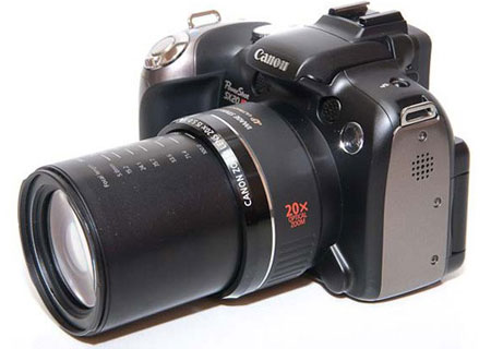 Canon superzoom camera power shot sx 20 IS