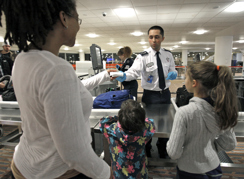 Tips for getting through airport security quicker this summer