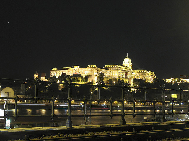 Buda Castle by CC user scuba04 on Flickr