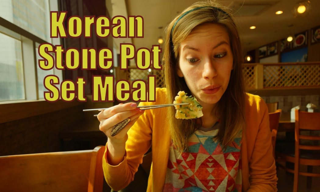 Five Korean Foods To Eat While in South Korea