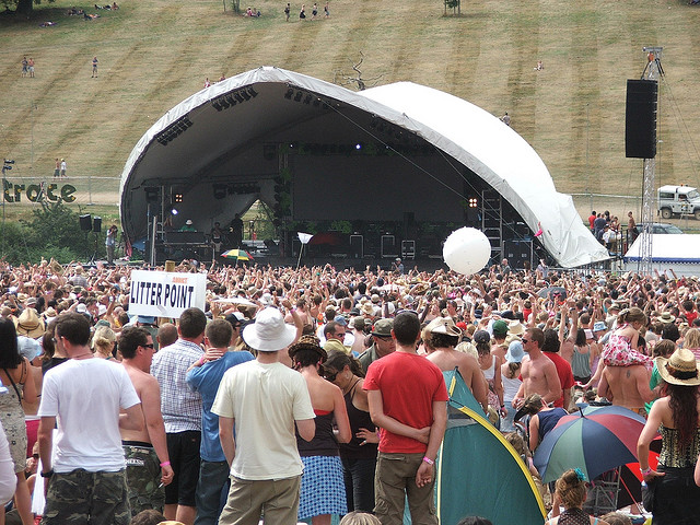 3 Incredible UK Music Festivals