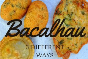 VIDEO: Bacalhau Portuguese Salted Cod