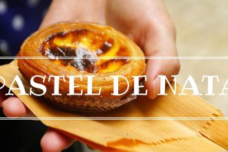 VIDEO: Eating Pastel de nata – Portuguese Egg Tarts