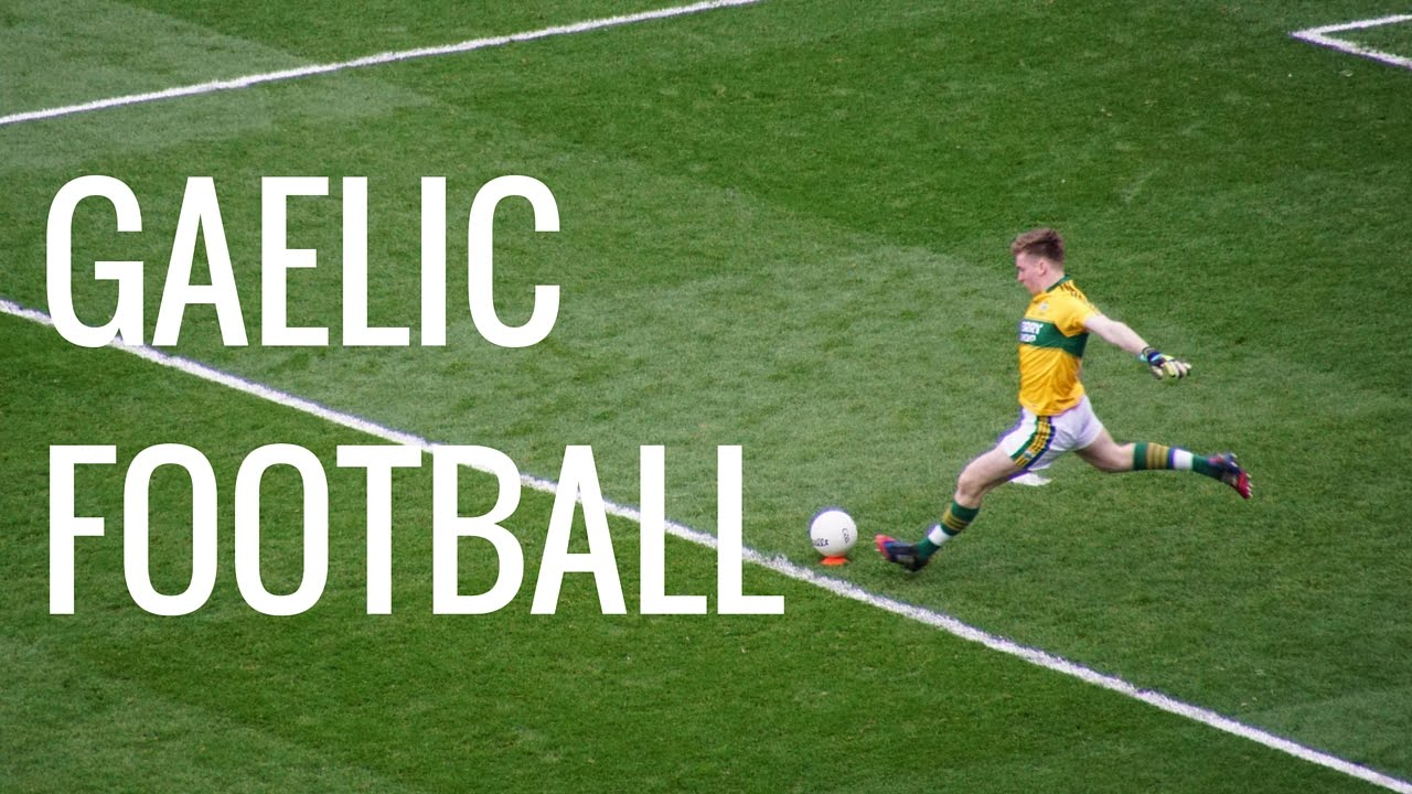 Gaelic Football  IrishNetde