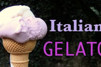 VIDEO: Gelato – Indulging in Italian Ice Cream #blogville