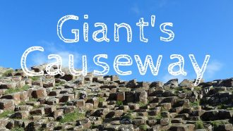 VIDEO: Road Trip to Giant's Causeway