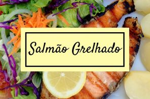 VIDEO: Salmão Grelhado – Portuguese Salmon