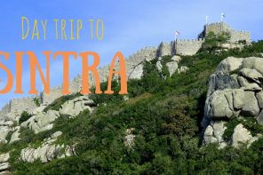 VIDEO: Visiting Castle of the Moors in Sintra