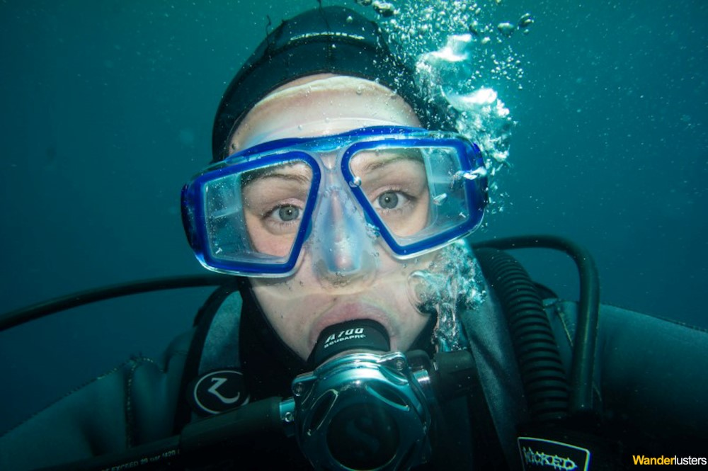 Scuba diving travel photo of Charlie from Wanderlusters