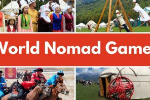 World Nomad Games #DiscoverKyrgyzstan